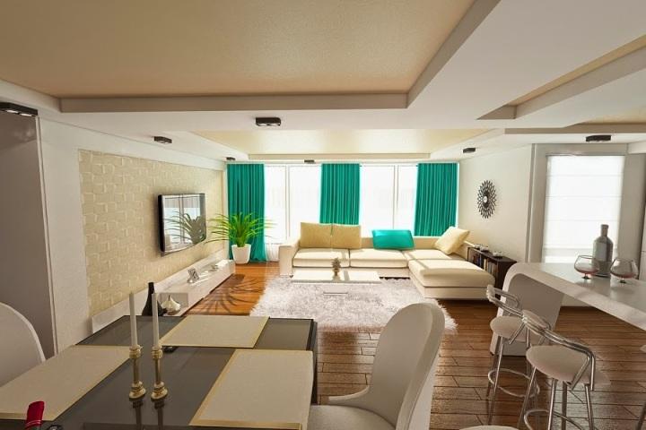 Design interior apartament Constanta - Amenajari interioare pret