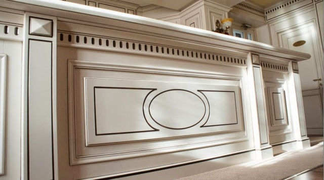 Design interior mobila la comanda pentru Hotel