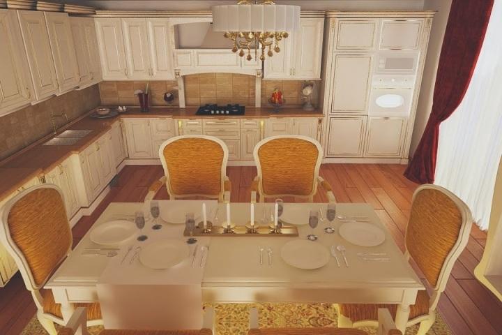 Design interior case apartamente | Mobilier clasic de lux Constanta