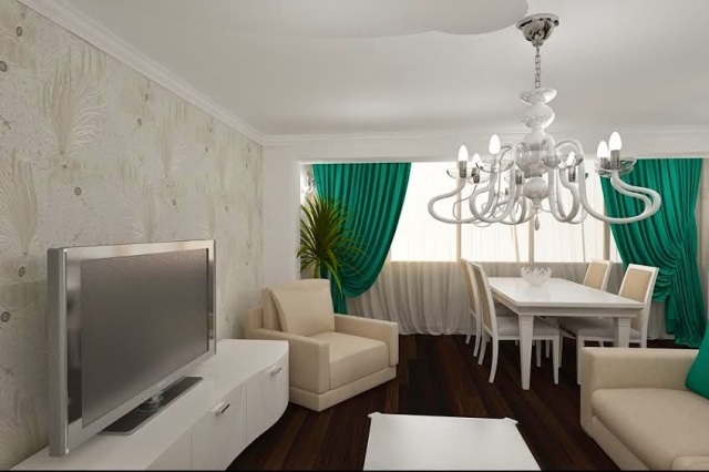 design interior apartament