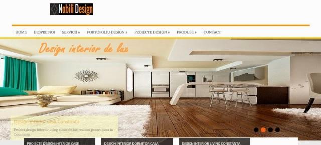 Design interior clasic de lux case Bucuresti - Arhitect de interior Brasov