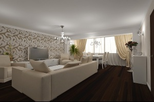 Design interior apartament 3 camere Constanta - Amenajari interioare apartamete Constanta