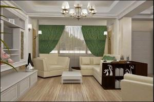 Design interior living clasic casa Constanta - Amenajari interioare case Constanta