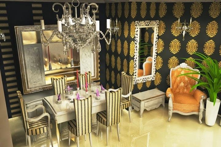 Design interior - Design clasic de lux