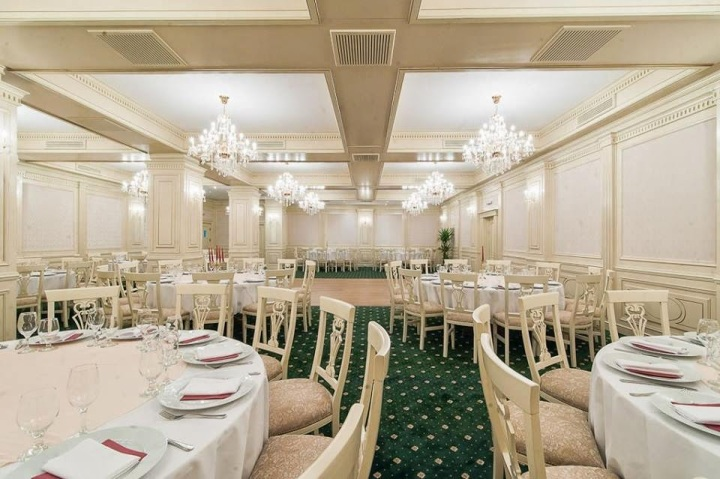 Design interior restaurant - Bucuresti