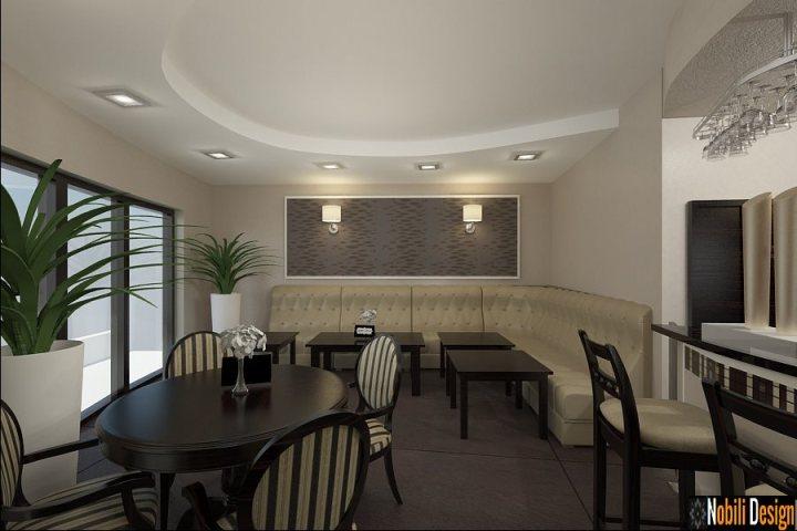 Design interior restaurante stil clasic Bucuresti-Brasov - Amenajari Interioare & Design Interior - Arhitect