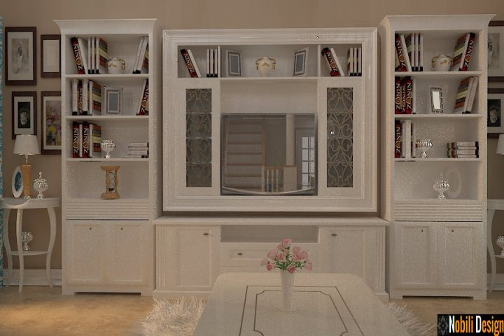 Design interior casa stil clasic de lux Bucuresti - Amenajari Interioare & Design Interior - Arhitect