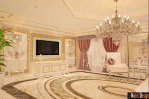 Design interior - Design interior living - clasic - Bucuresti