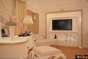 Design interior - Design dormitor clasic - Bucuresti