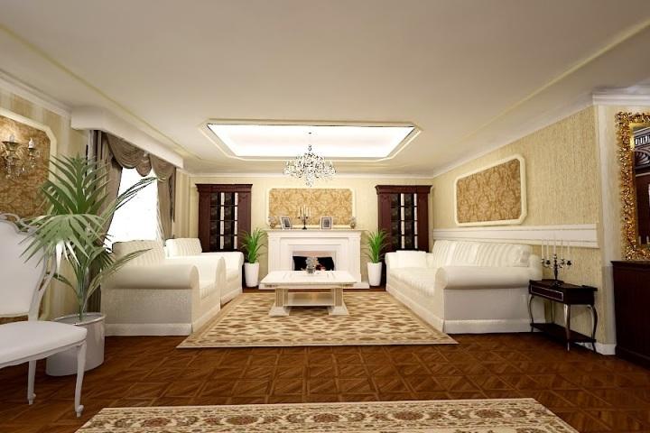 Design interior - Design living clasic