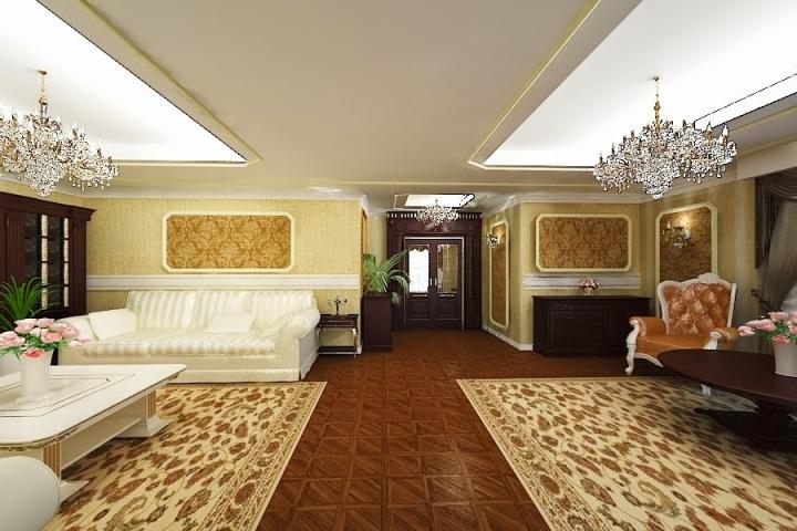 Design interior - Design casa clasica