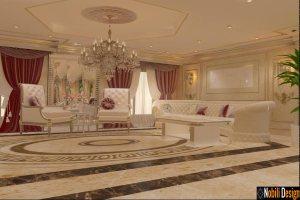 Design interior casa stil clasic de lux Bucuresti