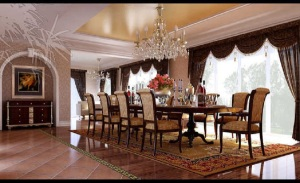 Design interior - Restaurant - Poiana - Brasov