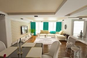Design interior apartament modern Constanta - Design interior living case moderne