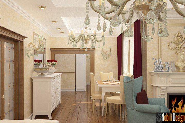 Design interior case vile stil clasic Bucuresti - Design Interior casa clasica Bucuresti | Avem in portofoliu proiecte de design interior case, vile stil clasic realizate pentru resedinte de lux in Bucuresti si Brasov. Odata cu proiectul de design interior 3 D ofertam clientilor nostri.
