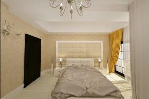Design interior dormitor modern casa Constanta - Amenajari interioare case moderne