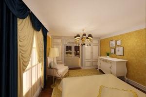 Amenajare dormitor casa stil clasic Bucuresti - Amenajari interioare case clasice Bucuresti