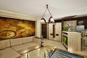 Design - interior - living - Constanta