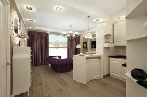 Design interior clasic de lux casa Constanta - Amenajari interioare case vile clasice  | Design - interior - living - clasic - de - lux - apartament - Constanta - zona - Faleza - Nord