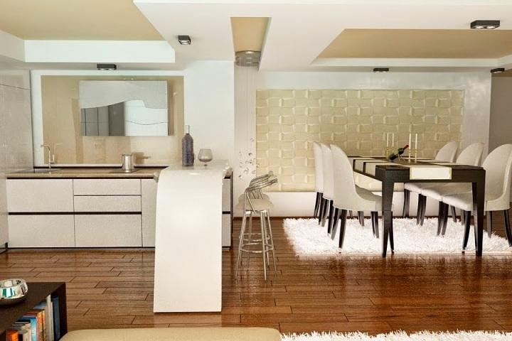 Design interior case apartamente de lux Constanta - Arhitectura de interior Bucuresti: Arhitect - Constanta.