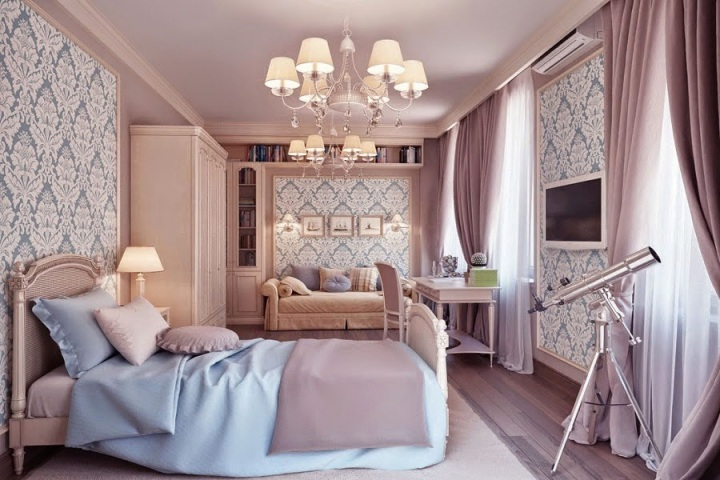 Design interior case stil clasic - Amenajare living modern Constanta| Amenajare - dormitor - casa - Constanta.