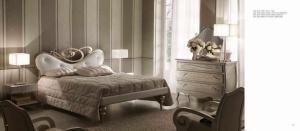 Mobila clasica de lux paturi dormitor - Mobila italiana Constanta| Mobila-dormitor-lux-italia-pat Gio. Mobila - Constanta.