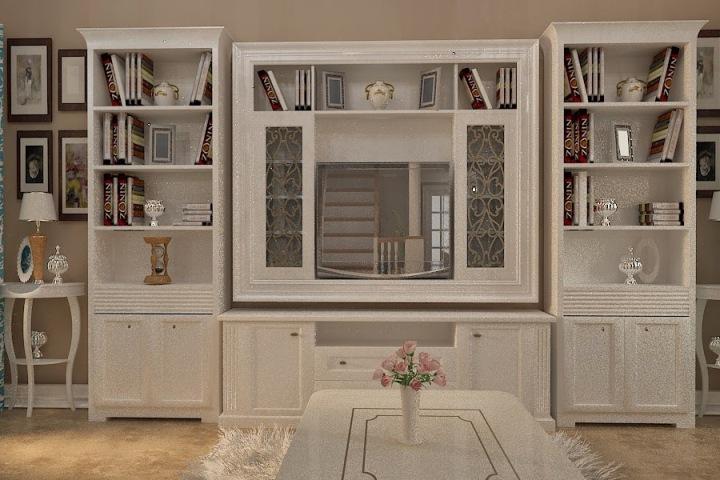 Design interior case stil clasic - Amenajare living modern Constanta| Mobila - living - Constanta.
