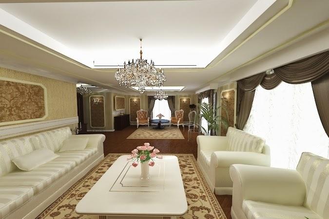design interior casa stil clasic baroc