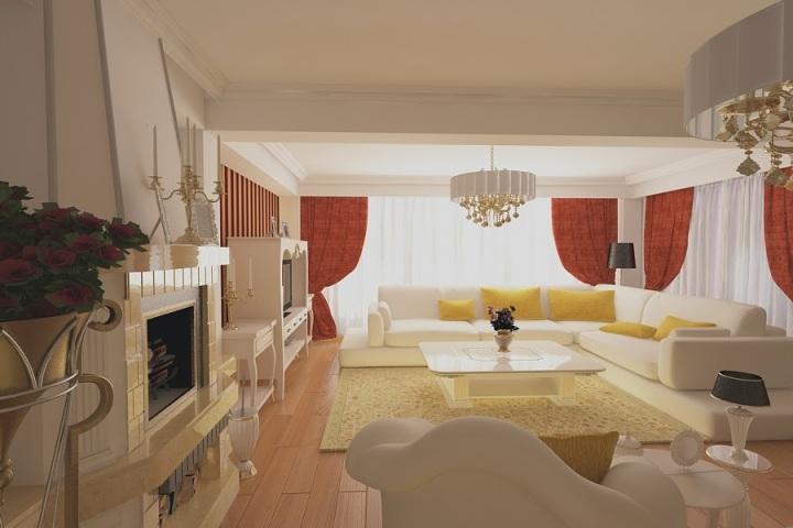 design interior casa constanta