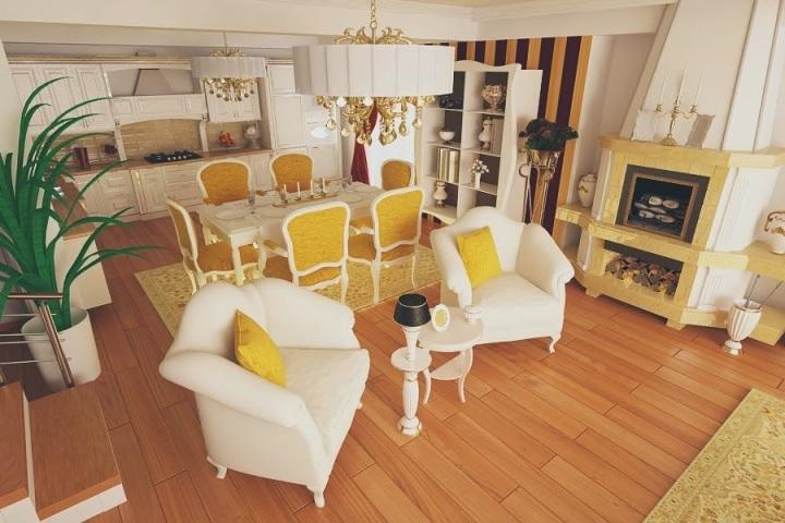 Nobili Design | Design interioare case stil clasic modern | Amenajari interioare Constanta