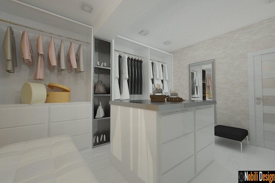 Design interior casa moderna cu etaj in Buzau | Firma arhitectura amenajari interioare Buzau.