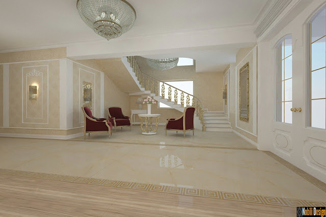 Design interior casa clasica in Brasov | Amenajari interioare la cheie Brasov.