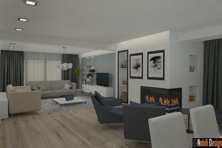 Nobili Design | Design interior case moderne Constanta - Firma amenajari interioare Constanta