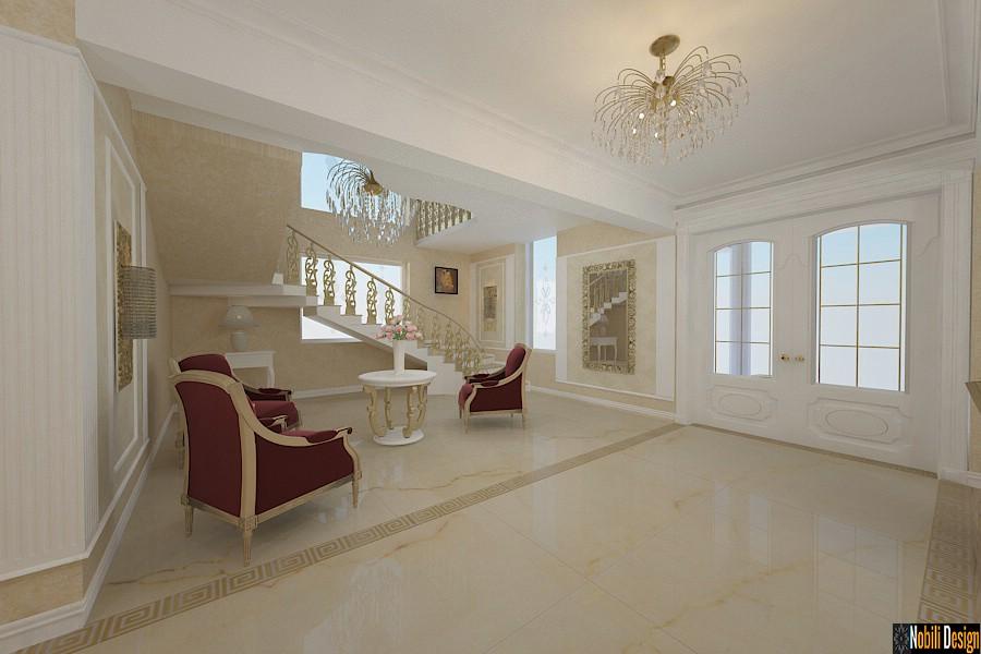 Design interior casa stil clasic | Firma arhitectura amenajari interioare Pitesti