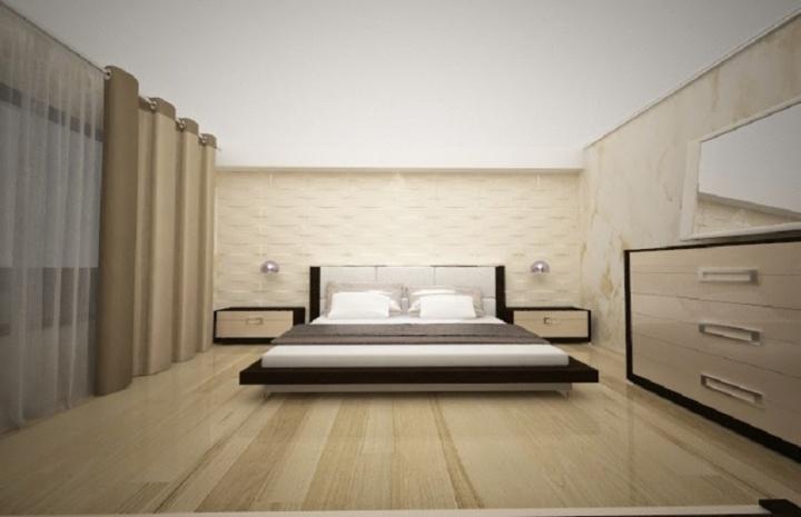 Design interior dormitor casa Constanta - Amenajari interioare case moderne