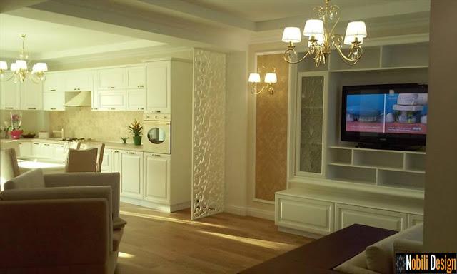 Design interior case vile clasice Tulcea   Firma amenajari interioare Tulcea   Nobili Interior Design.
