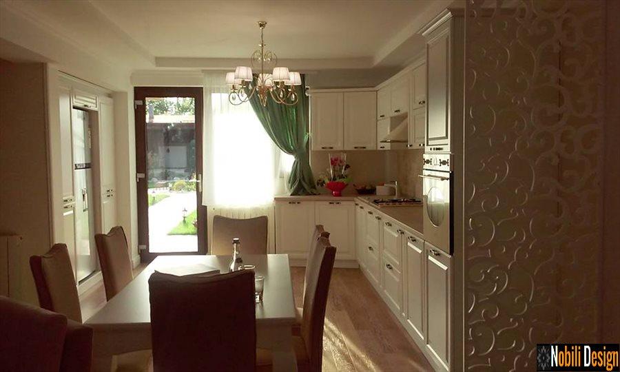Design interior case vile clasice Tulcea | Firma amenajari interioare Tulcea | Nobili Interior Design.