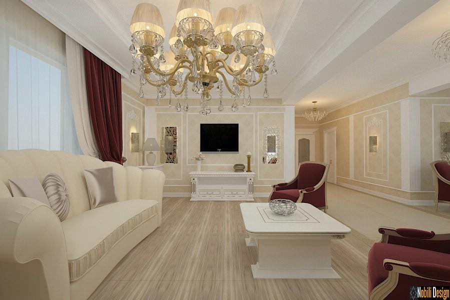 Design_interior_casa_stil_clasic | Firma_arhitectura_amenajari_interioare_Pitesti.