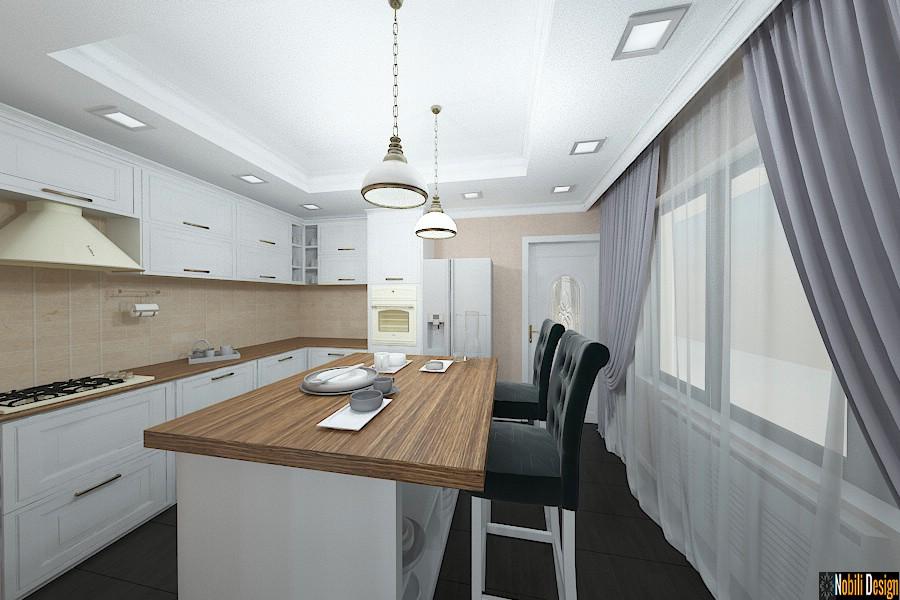 Firma amenajari interioare case la cheie - Nobili Interior Design.